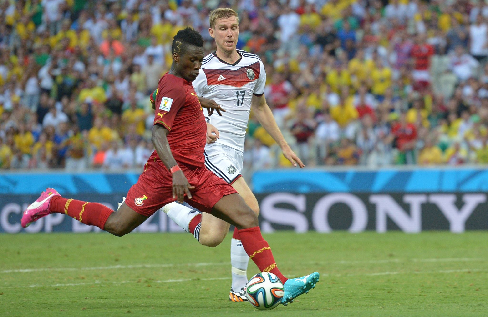 REVIEW: Ghana impress, Klose saves blushes for Germany