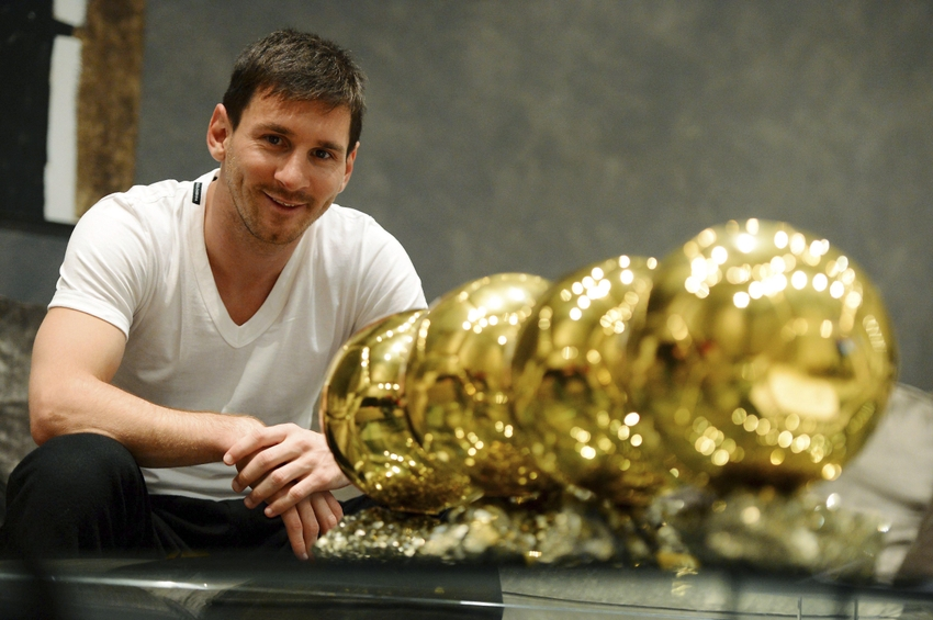 The Only Thing Missing From Lionel Messis Trophy Cabinet Is What Matters Most To Both Himself And His Country World Cup