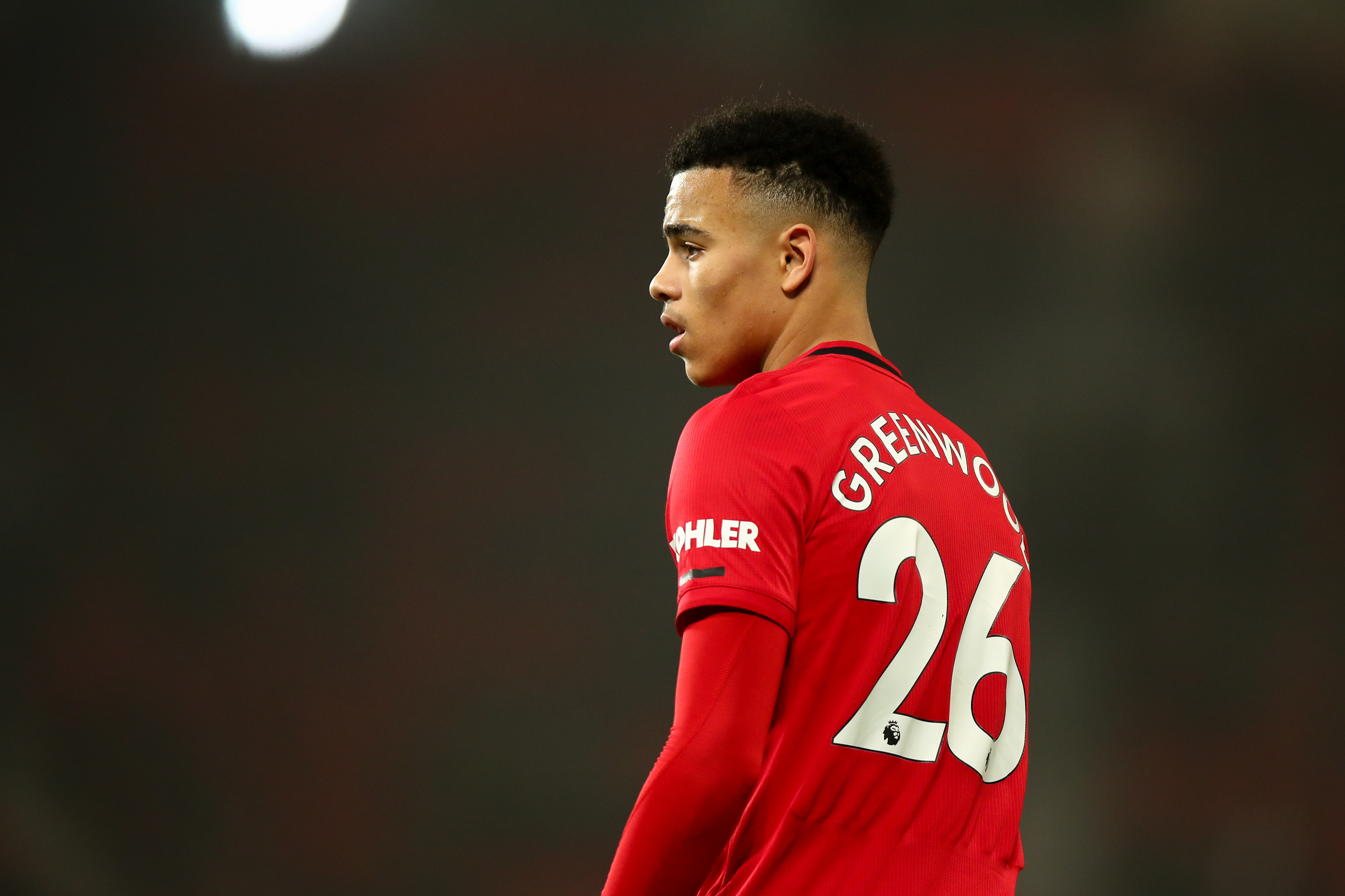 Comparing Manchester United's Mason Greenwood and Arsenal's Gabriel Martinelli