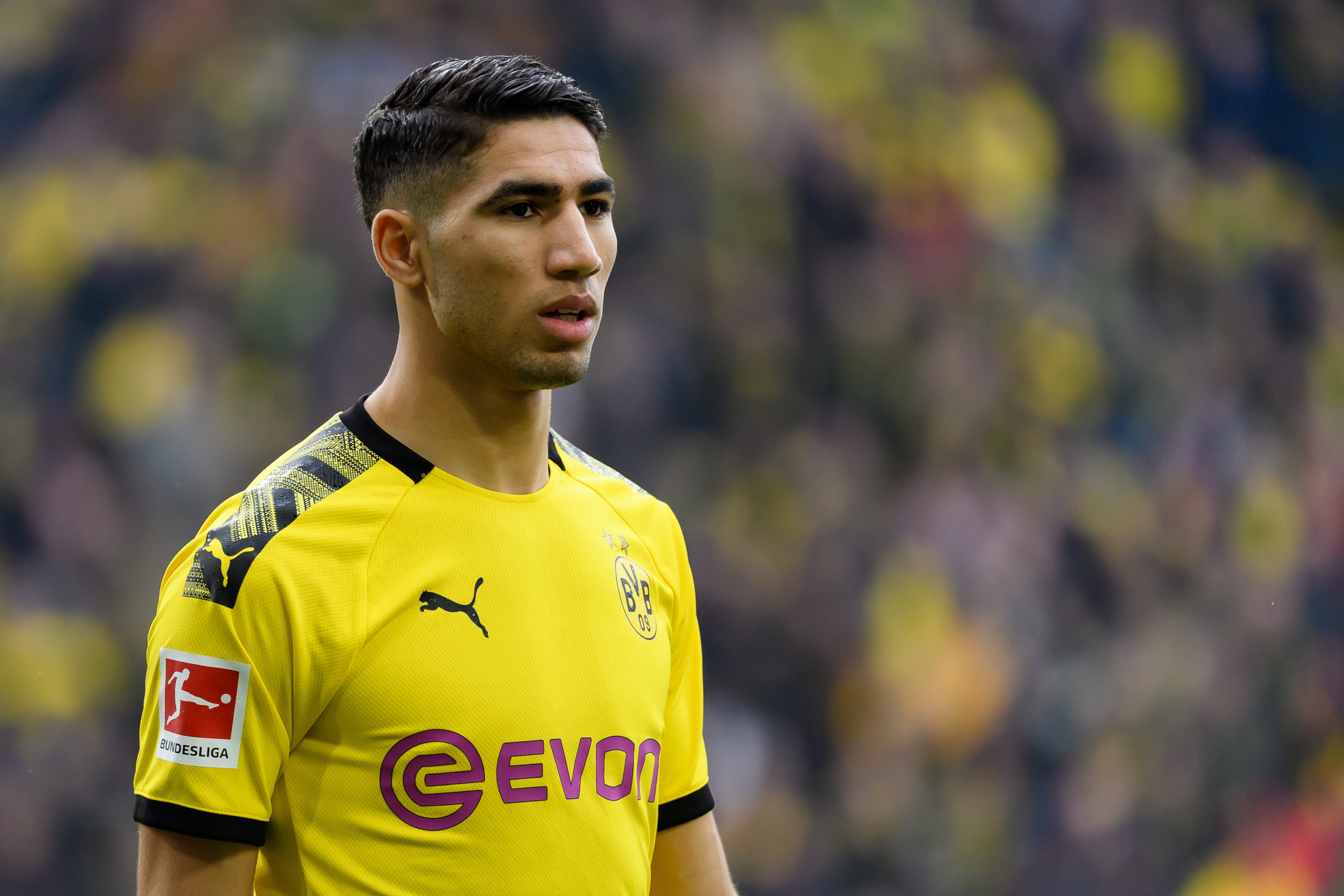 Why do Chelsea want Achraf Hakimi if they have Reece James?