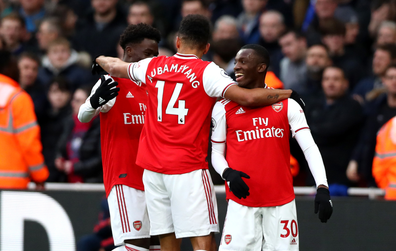 Arsenal win consecutive matches for first time since August