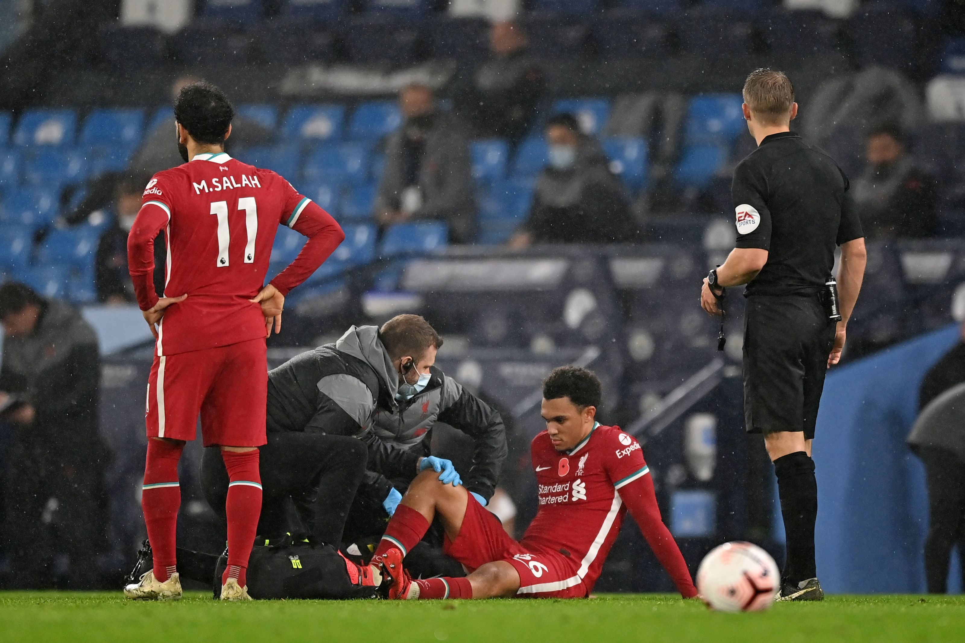 Liverpool hit with another injury blow in their title-defending campaign