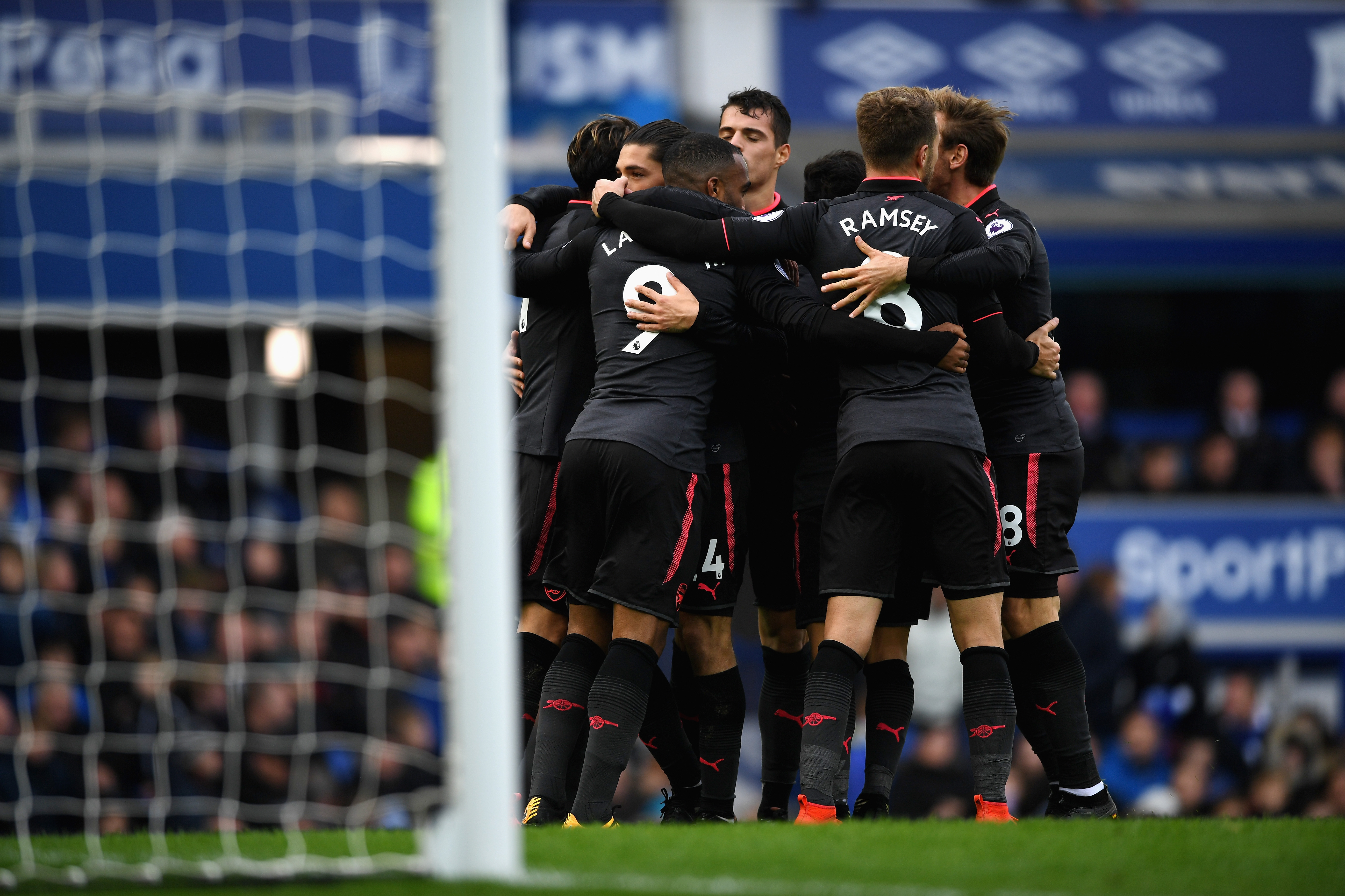Everton Vs Arsenal The Best Performance We Ve Seen Of The Gunners